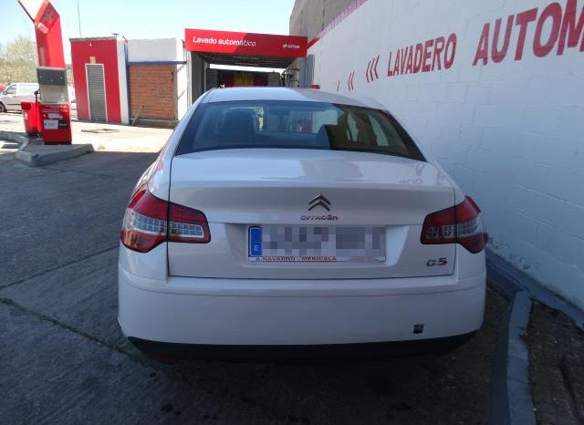 Citroen C5 1.6 HDI 115 Seduction lleno