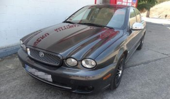 Jaguar X-type 2.2d Executive Aut. lleno
