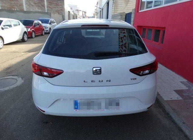 Seat Leon 1.6 TDI CR 105 CV Start&stop Reference lleno