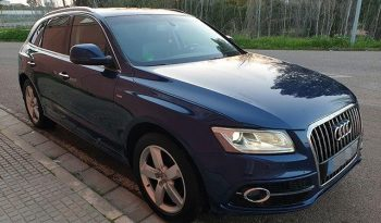 Audi Q5 S Line Edition 2.0 TDI Ultra 150 CV lleno