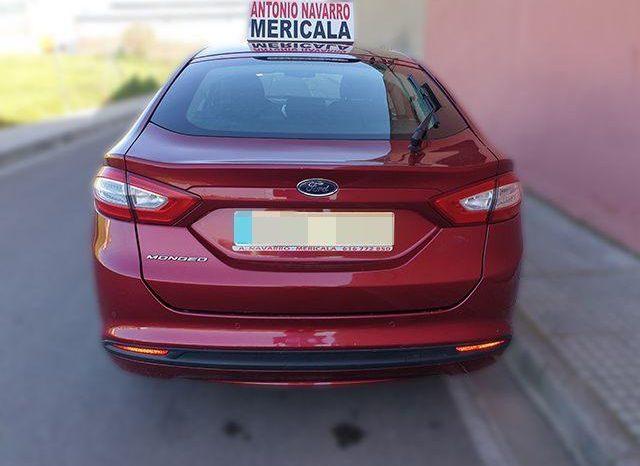 Ford Mondeo Berlina Trend 2.0 Tdci 150 CV lleno