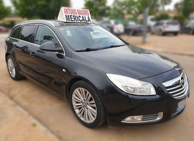 Opel Insignia 4P 2.0 Cdti 130 CV lleno