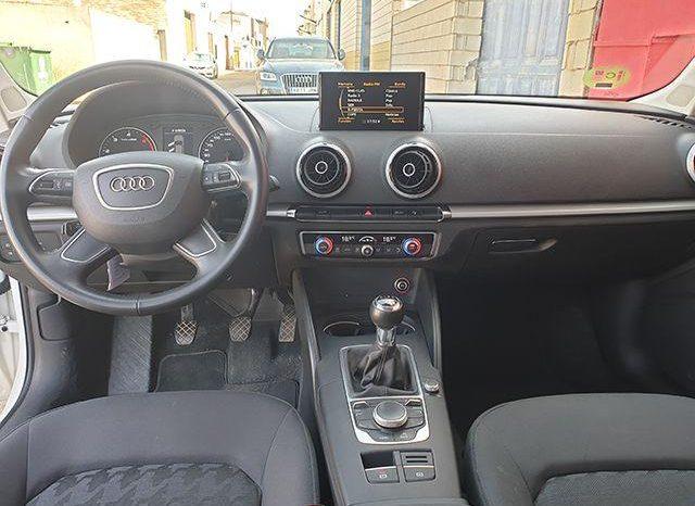AUDI – A3 Sportback – 1.6 TDI clean diesel Attraction lleno