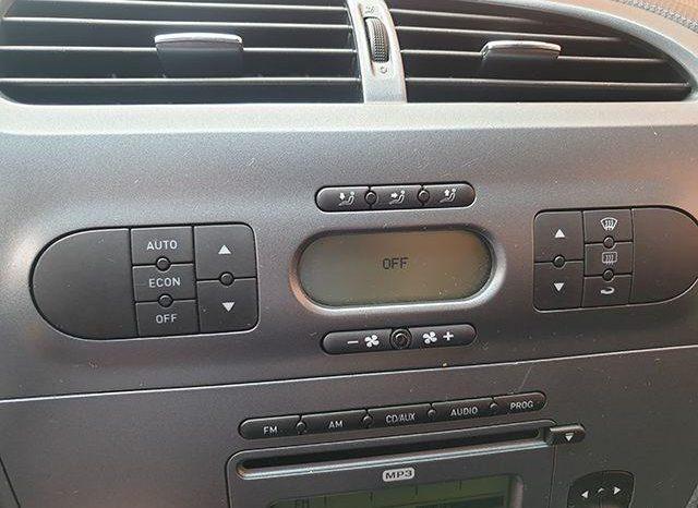 SEAT – Leon – FR 2.0 FSI 200cv lleno